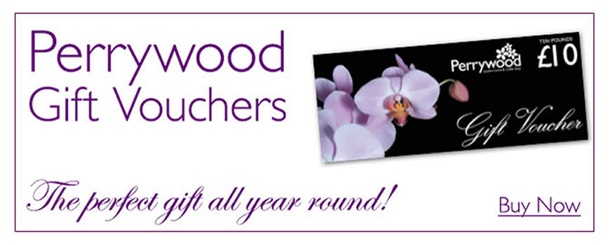 Perrywoods Gift Vouchers