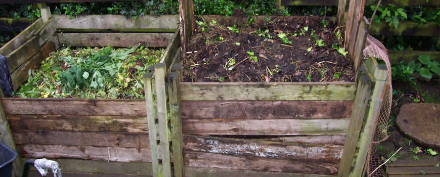 Turn your compost heaps
