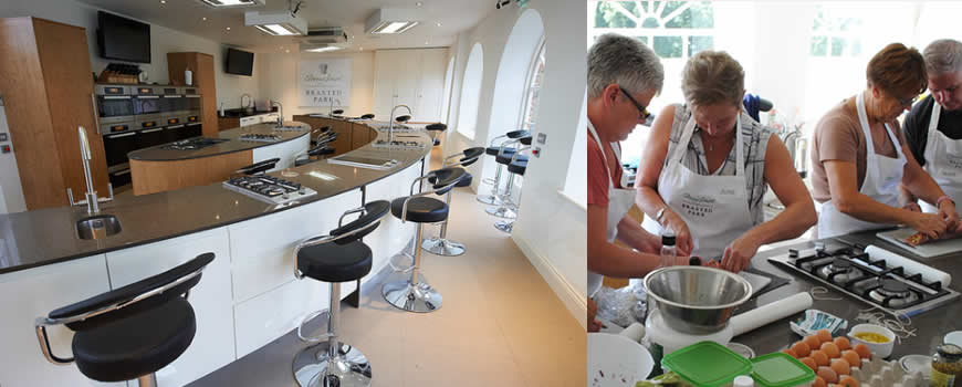 The Cookery School at Braxted Park