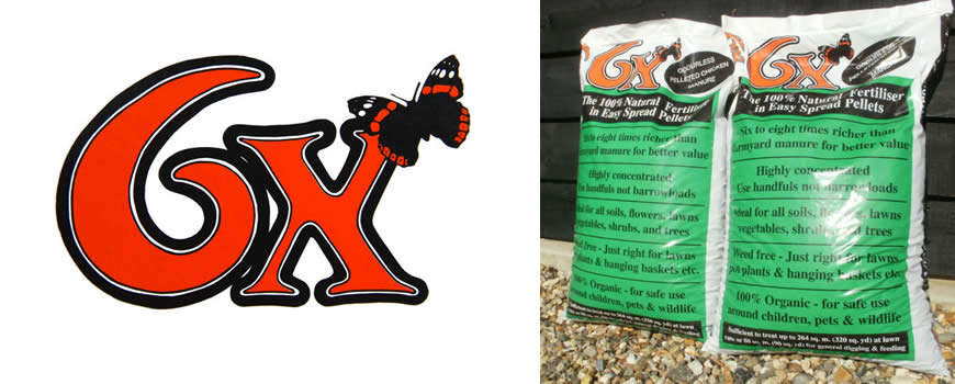 6X Pelleted Organic Chicken Manure